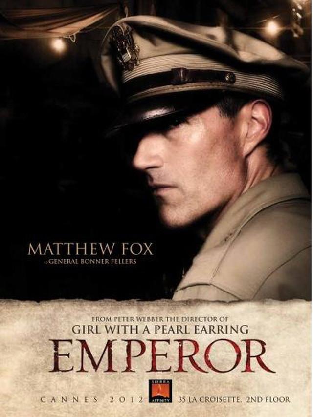 Emperor - Movie Poster #2