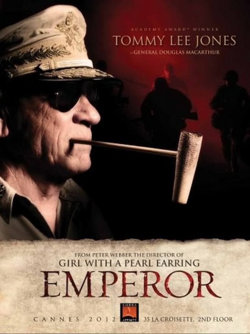 Emperor - Movie Poster #3 (Original)