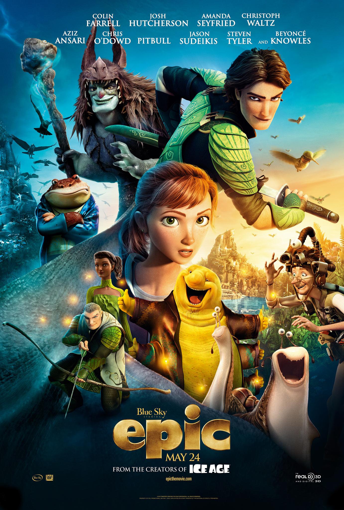 Epic - Movie Poster #1 (Original)