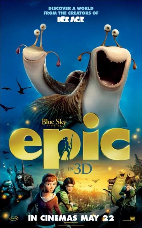 Epic - Movie Poster #10 (Original)