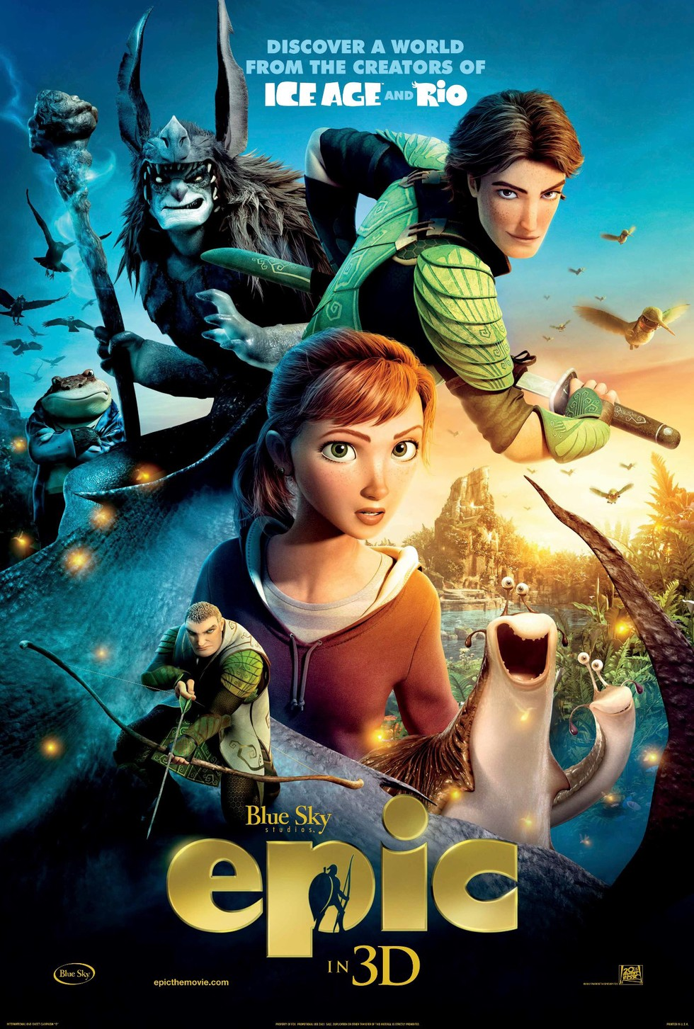 Epic - Movie Poster #2 (Large)