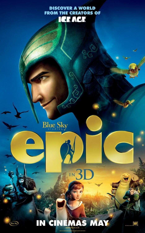 Epic - Movie Poster #3 (Original)