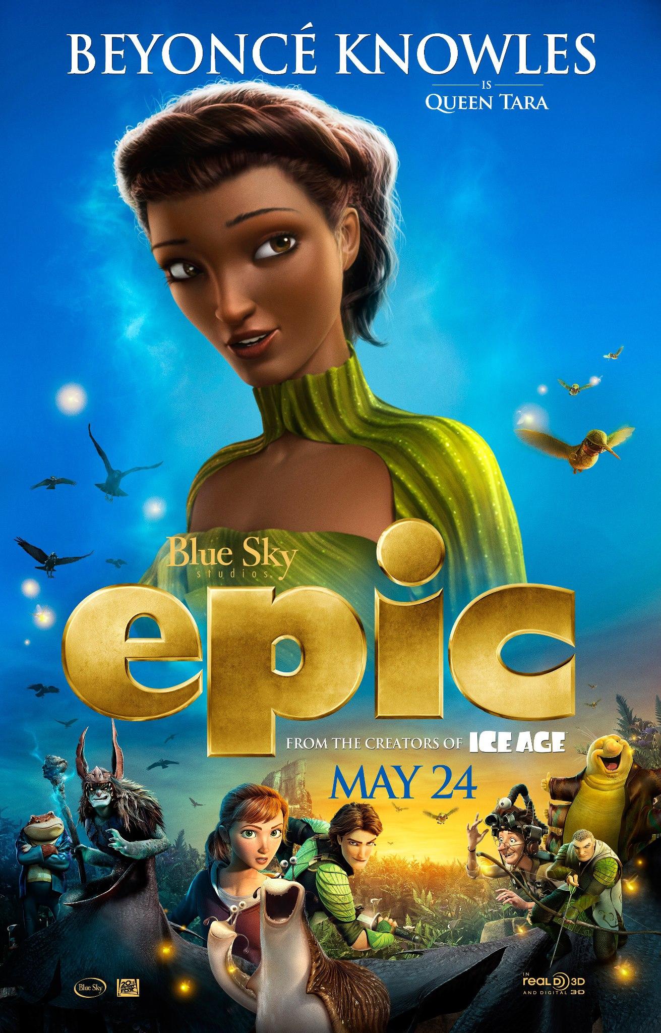 Epic - Movie Poster #4 (Original)