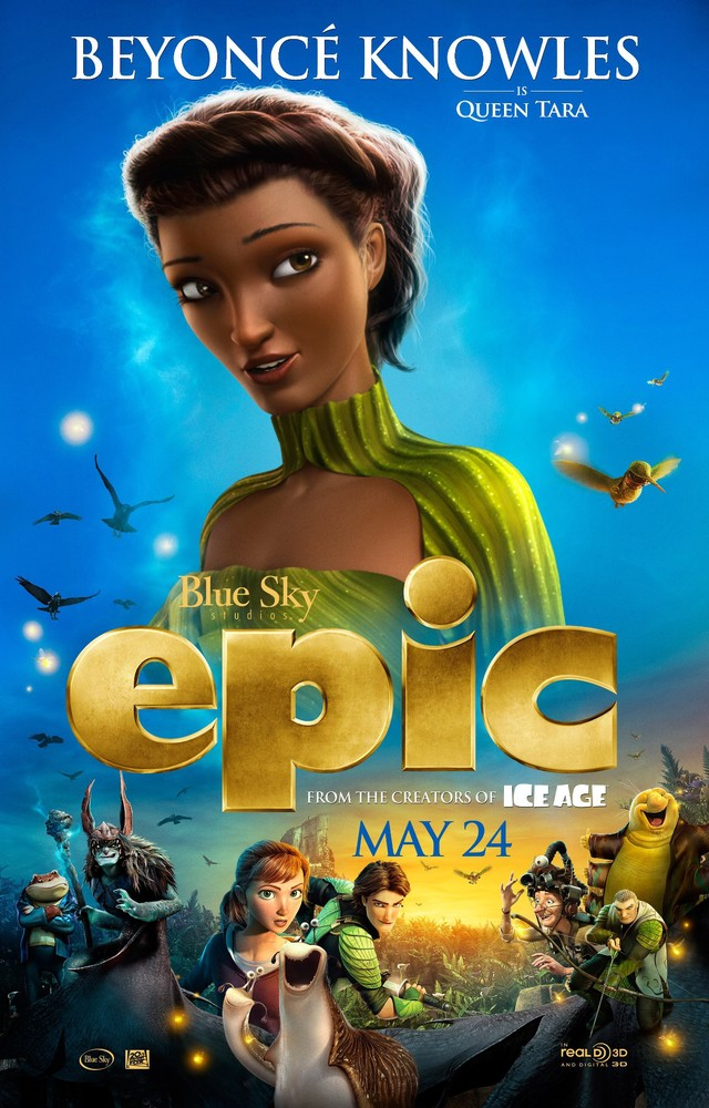 Epic - Movie Poster #4