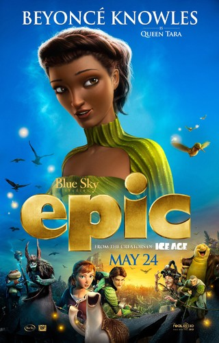 Epic - Movie Poster #4 (Small)