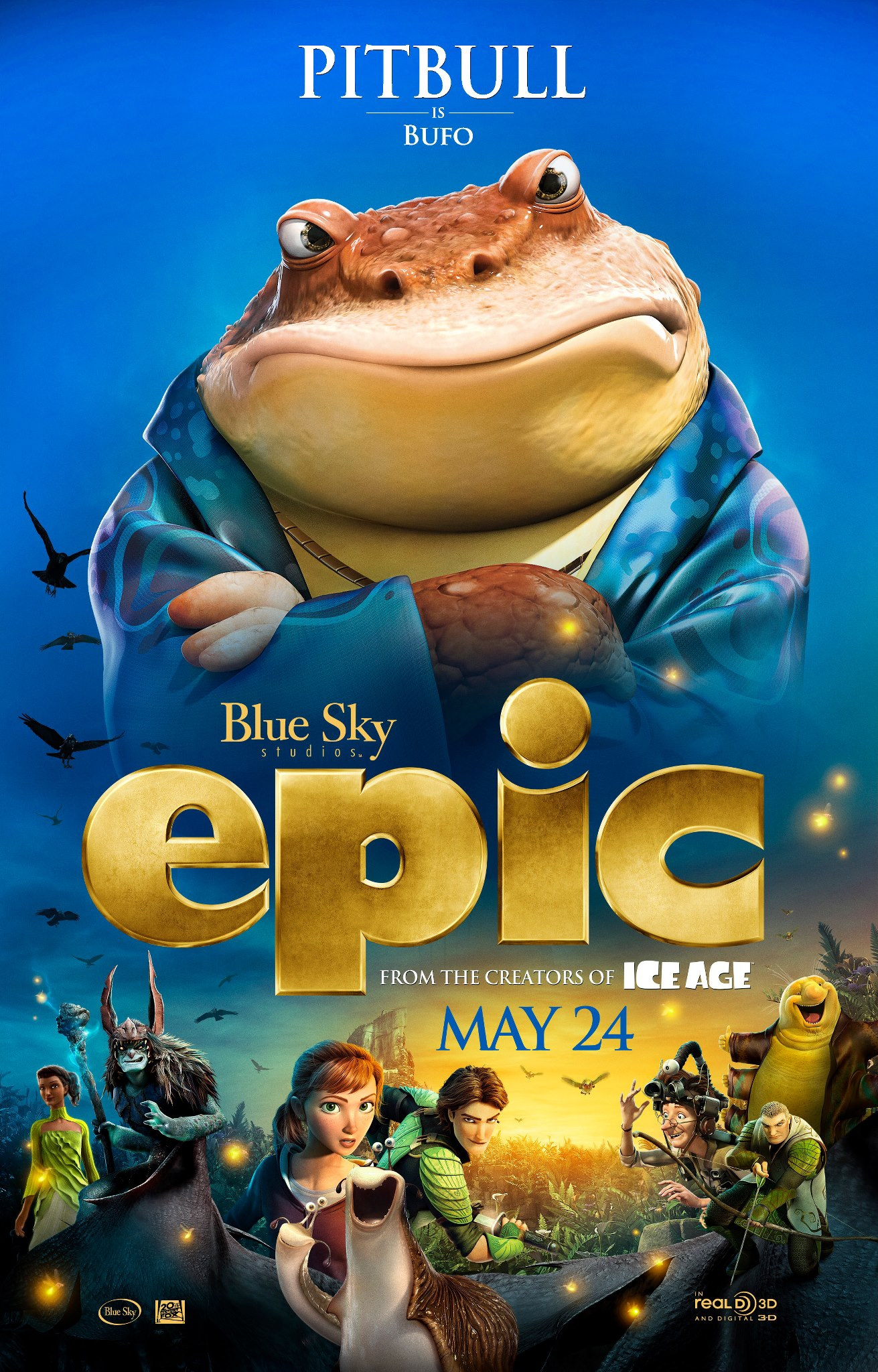 Epic - Movie Poster #5 (Original)