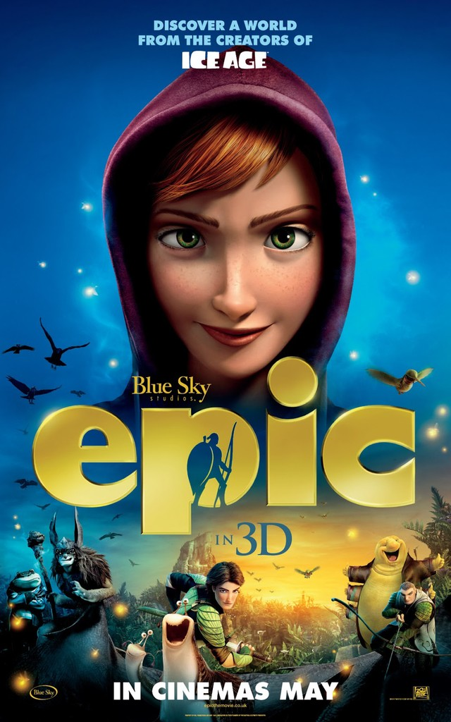 Epic - Movie Poster #7