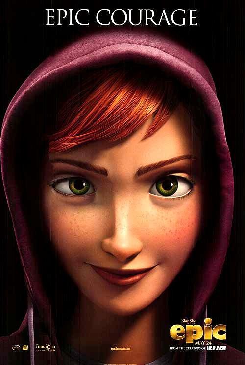 Epic - Movie Poster #9 (Original)