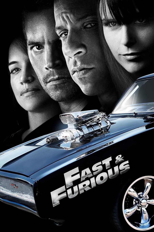 Fast & Furious 6 - Movie Poster #3 (Original)
