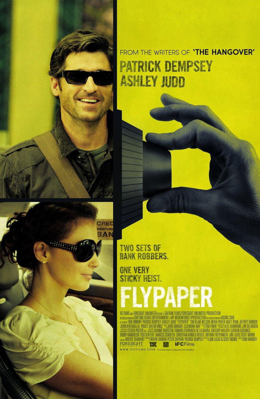Flypaper - Movie Poster #1 (Original)