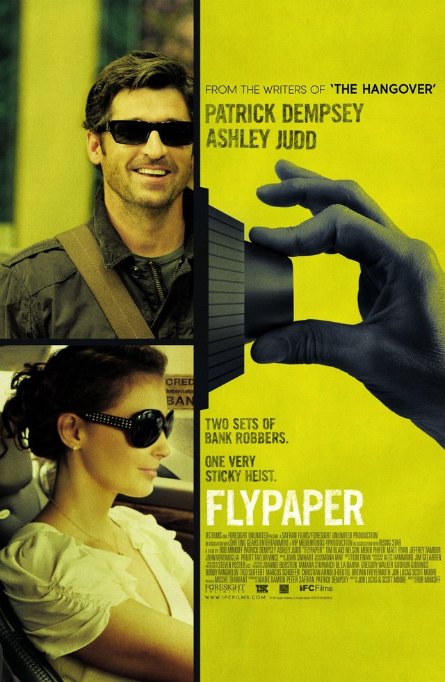 Flypaper - Movie Poster #1
