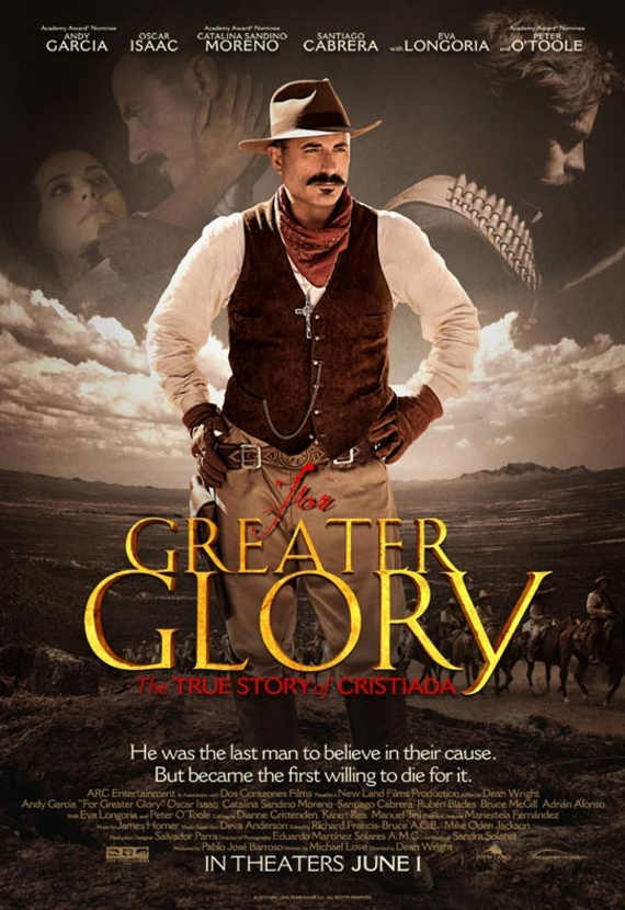 For Greater Glory - Movie Poster #1 (Original)