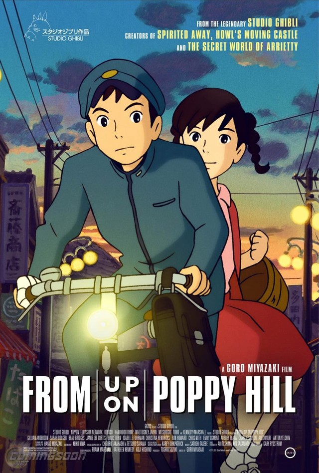 From Up On Poppy Hill - Movie Poster #1