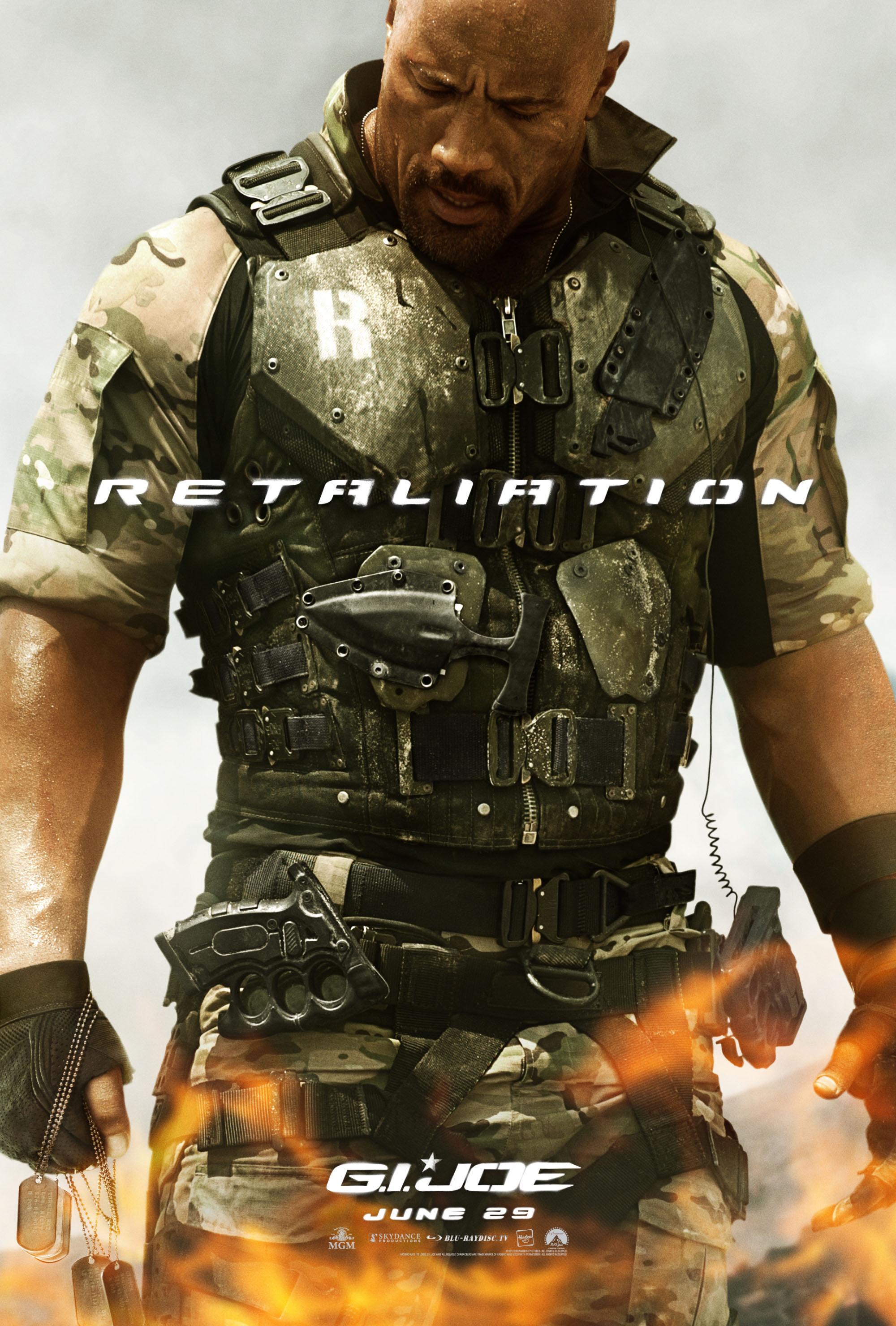 G.I. Joe: Retaliation - Movie Poster #1 (Original)