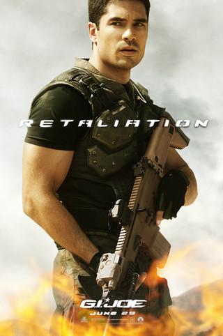 G.I. Joe: Retaliation - Movie Poster #10
