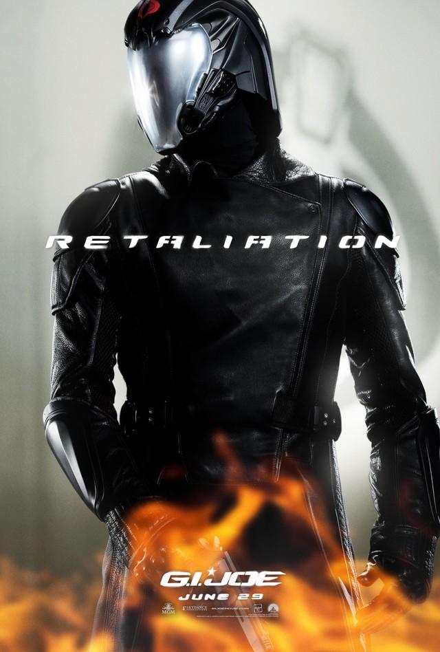 G.I. Joe: Retaliation - Movie Poster #12