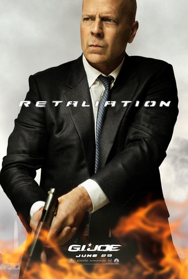 G.I. Joe: Retaliation - Movie Poster #3