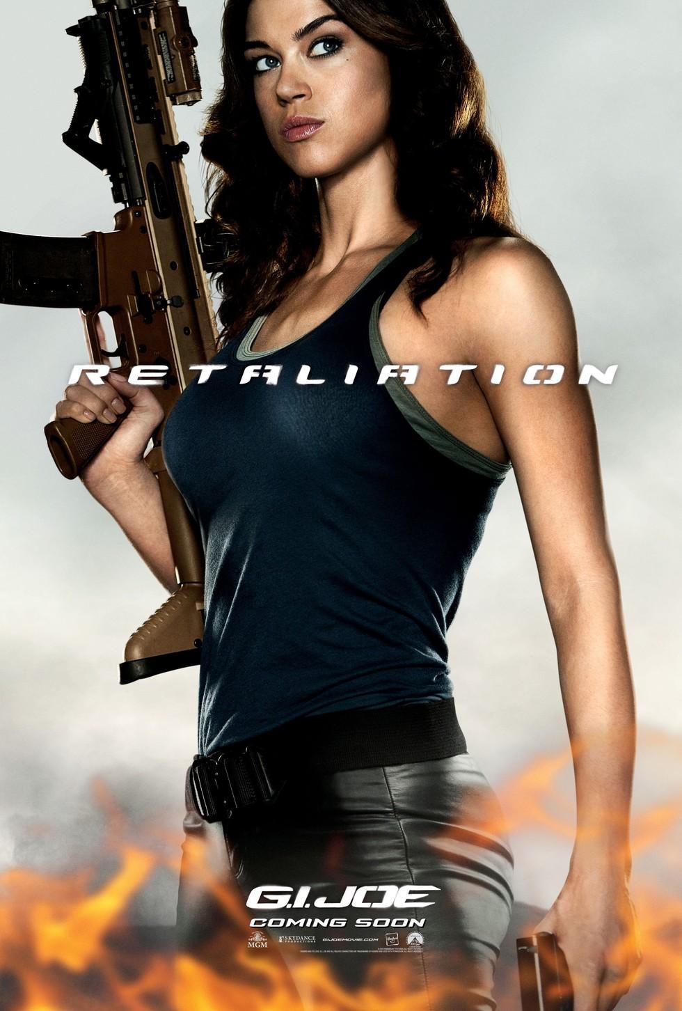 G.I. Joe: Retaliation - Movie Poster #4 (Large)