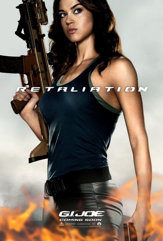 G.I. Joe: Retaliation - Movie Poster #4
