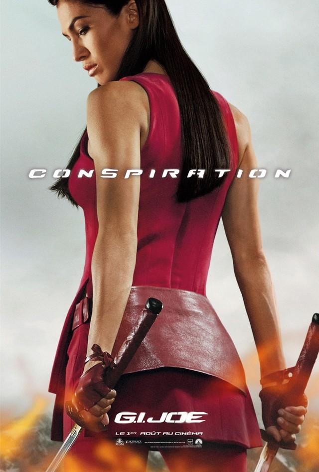 G.I. Joe: Retaliation - Movie Poster #5