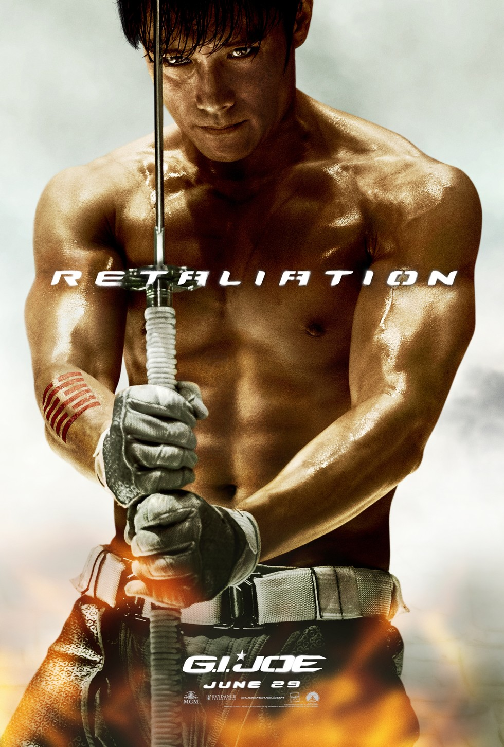 G.I. Joe: Retaliation - Movie Poster #6 (Large)
