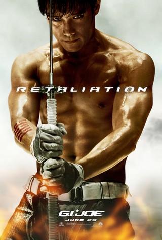 G.I. Joe: Retaliation - Movie Poster #6 (Small)