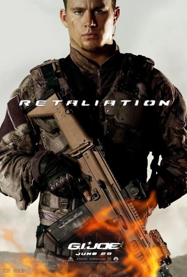 G.I. Joe: Retaliation - Movie Poster #7