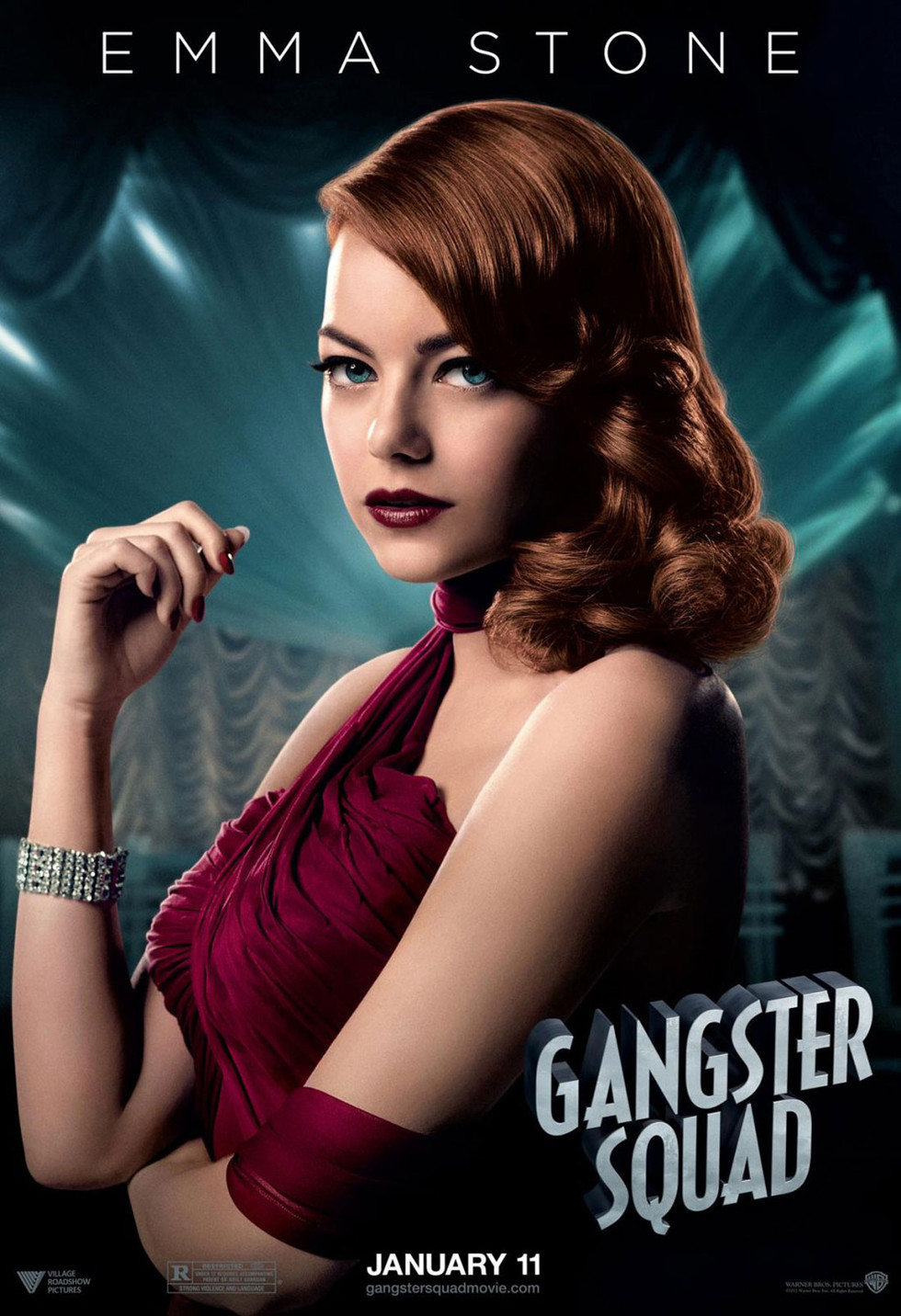 Gangster Squad - Movie Poster #3 (Large)