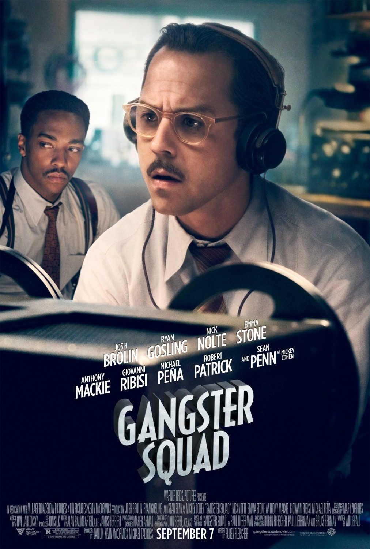 Gangster Squad - Movie Poster #6 (Original)