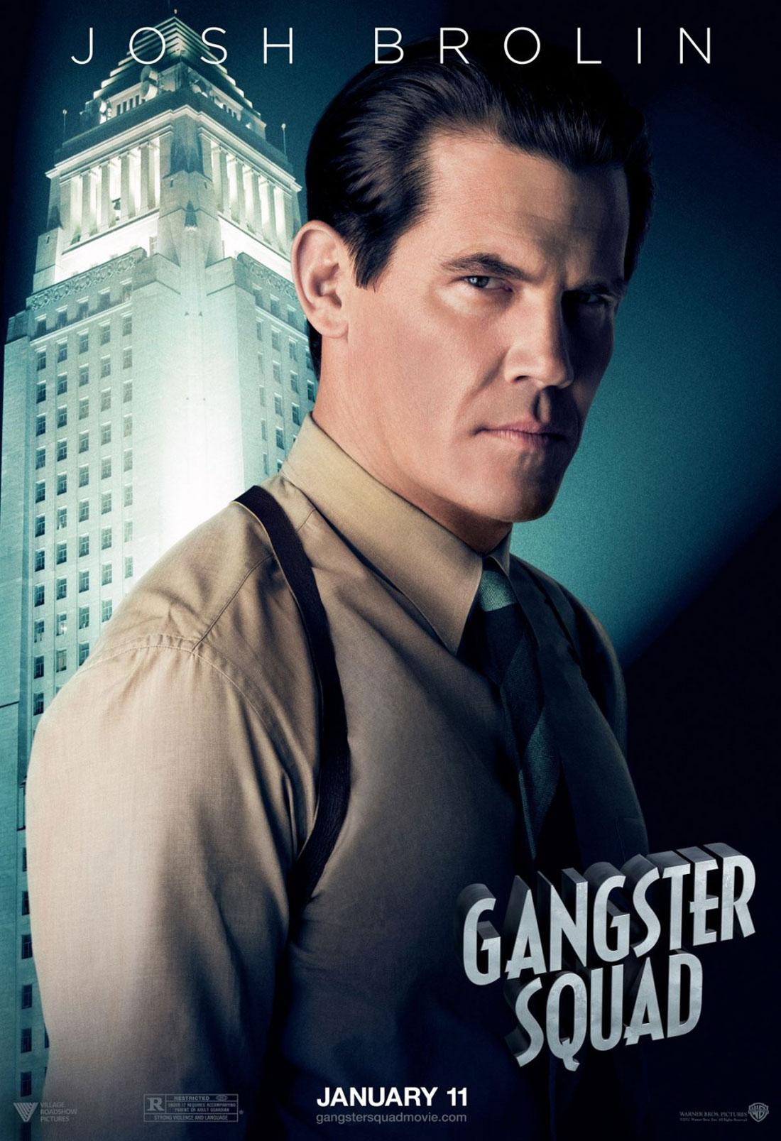 Gangster Squad - Movie Poster #7 (Original)