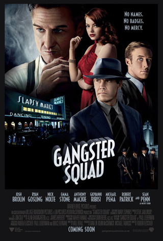 Gangster Squad - Movie Poster #8 (Small)