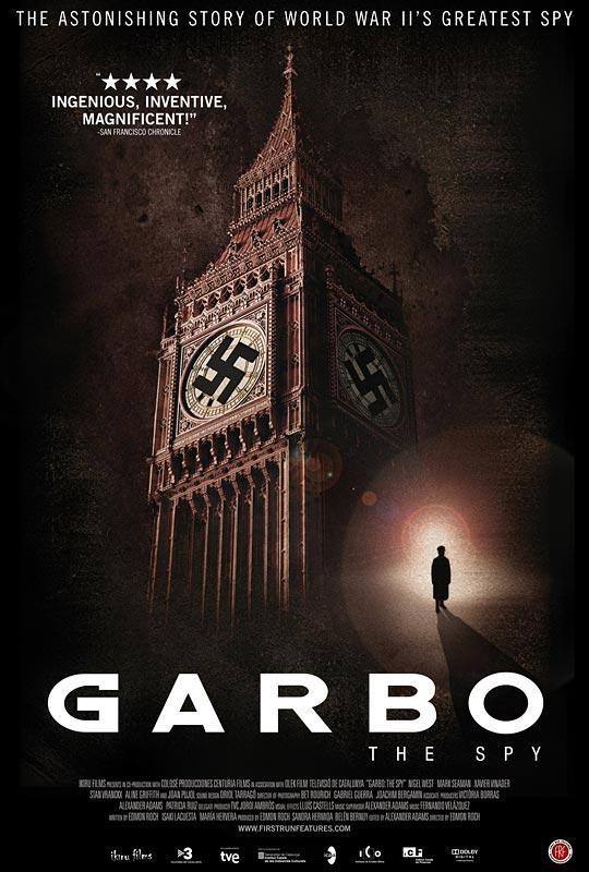 Garbo: The Spy - Movie Poster #1 (Original)