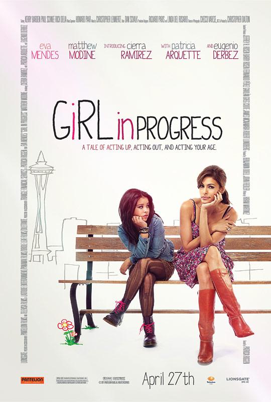 Girl in Progress - Movie Poster #1 (Original)
