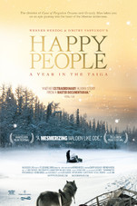 Happy People Small Poster