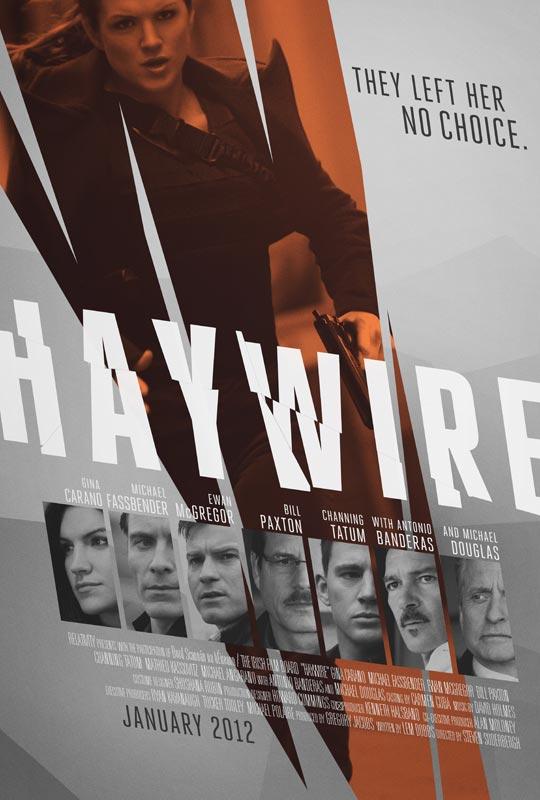 Haywire - Movie Poster #1 (Original)
