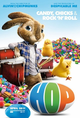 Hop - Movie Poster #1 (Small)