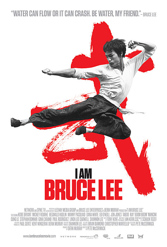 I Am Bruce Lee - Movie Poster #1 (Original)