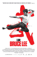 I Am Bruce Lee Small Poster