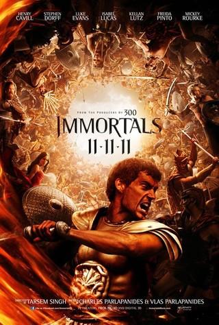 Immortals - Movie Poster #1 (Small)