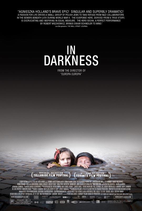 In Darkness - Movie Poster #1 (Original)