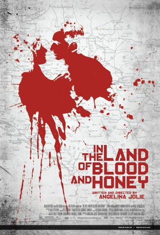 In the Land of Blood and Honey - Movie Poster #1 (Small)