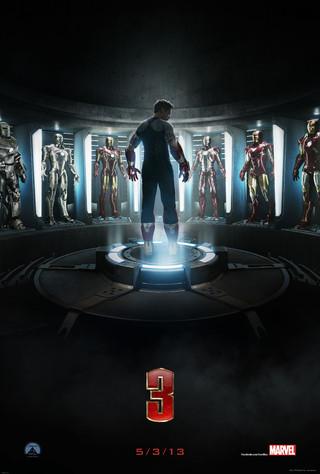 Iron Man 3 - Movie Poster #5 (Small)
