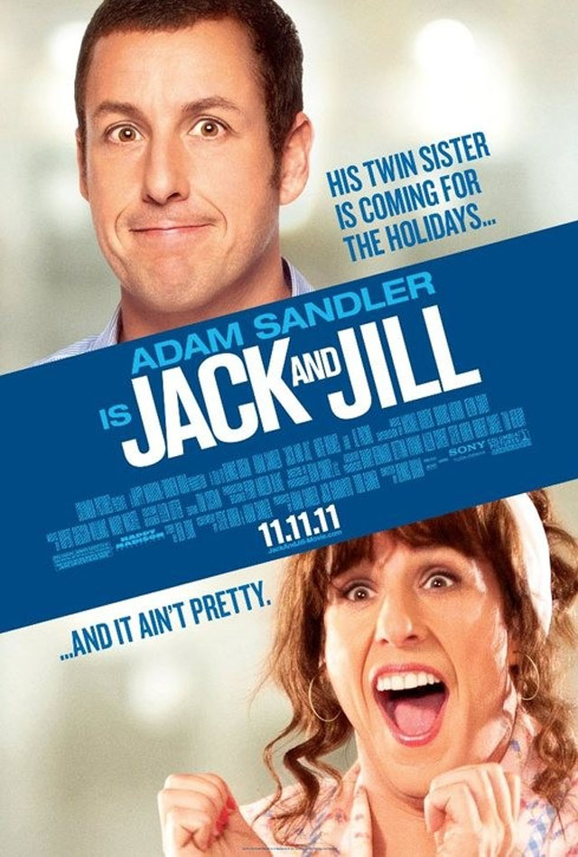 Jack and Jill - Movie Poster #1