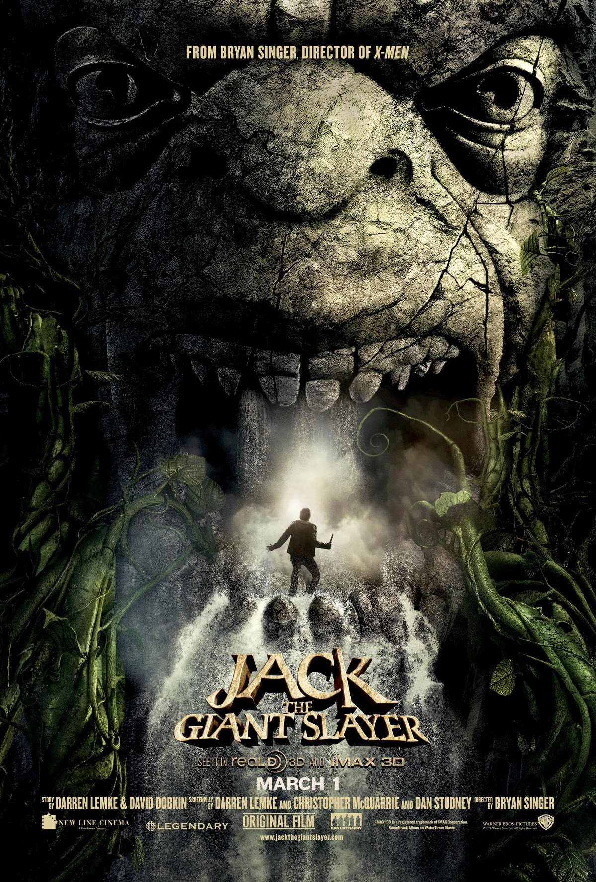 Jack the Giant Slayer - Movie Poster #1 (Original)