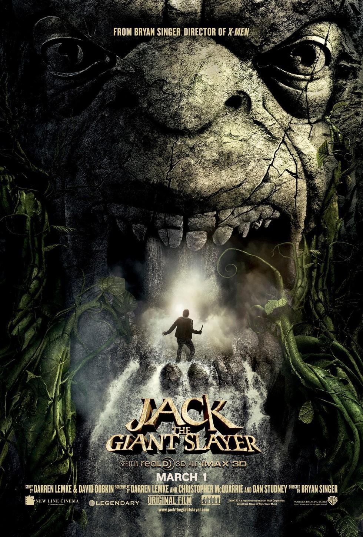 Jack the Giant Slayer - Movie Poster #1 (Large)