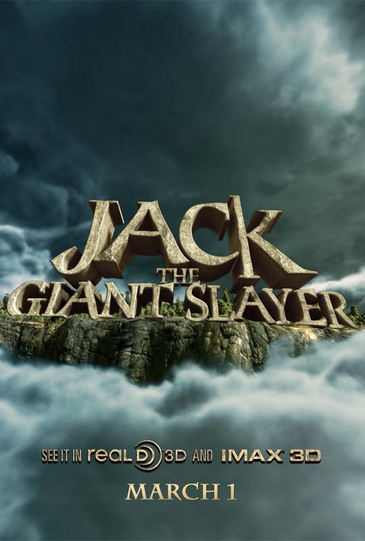 Jack the Giant Slayer - Movie Poster #2 (Original)