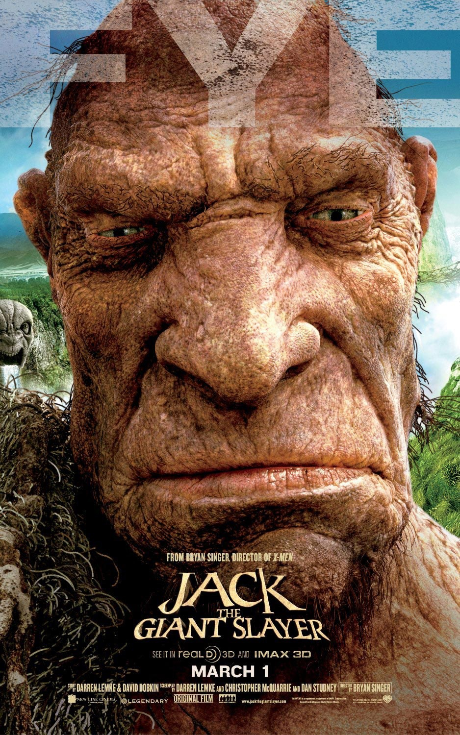Jack the Giant Slayer - Movie Poster #4 (Original)