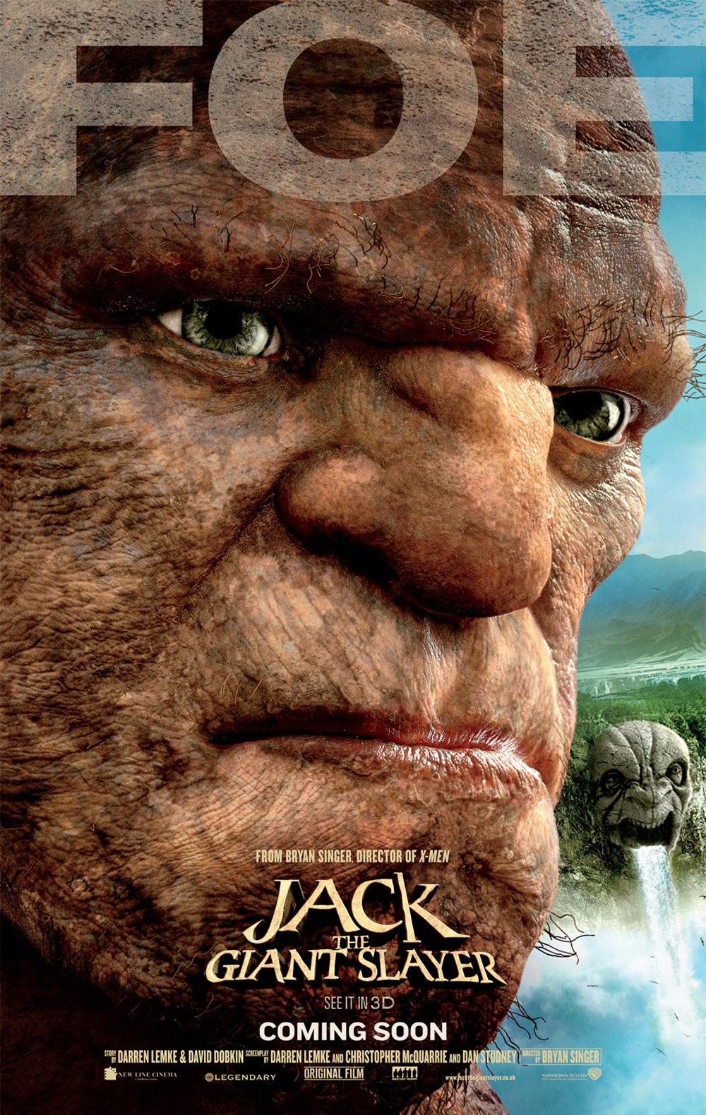 Jack the Giant Slayer - Movie Poster #5 (Original)