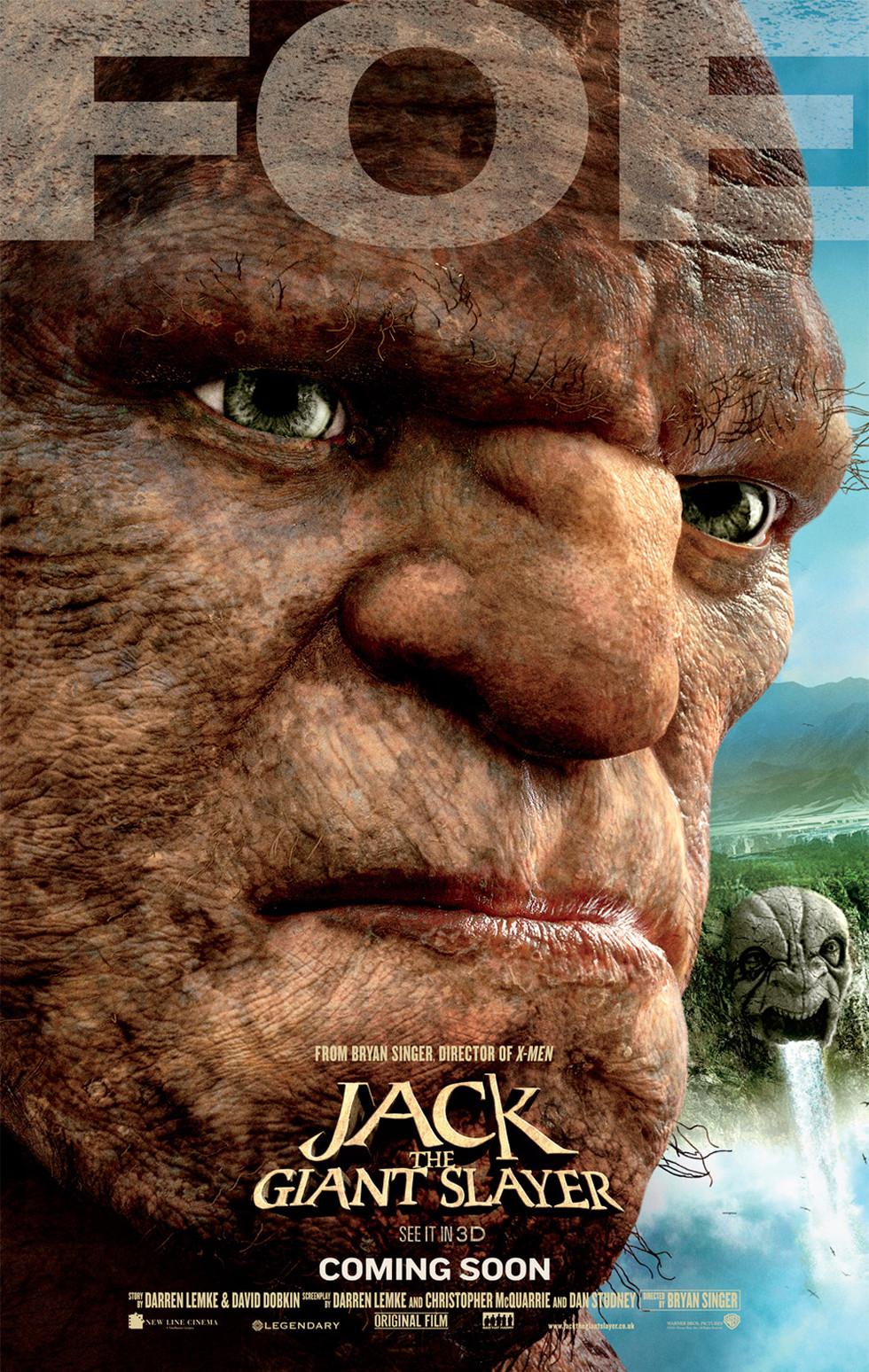 Jack the Giant Slayer - Movie Poster #5 (Large)