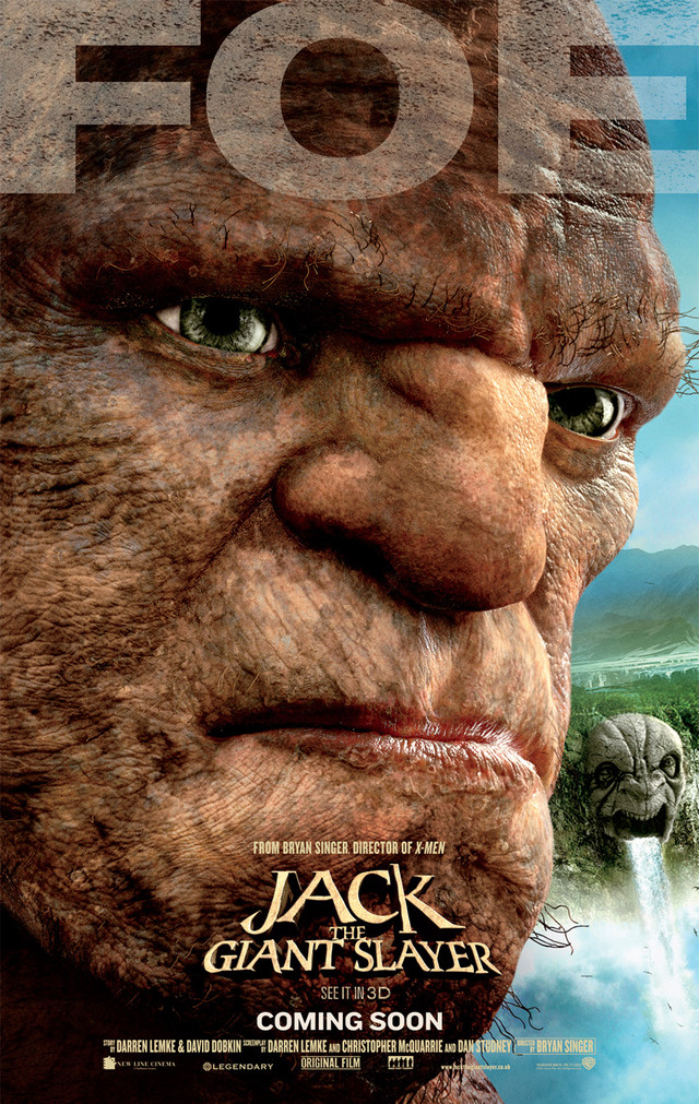 Jack the Giant Slayer - Movie Poster #5